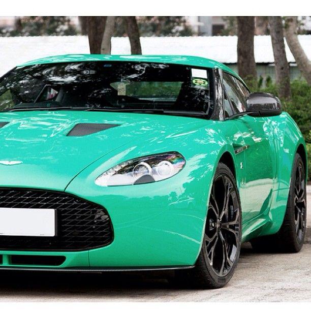 Classy Aston Martin Zagato