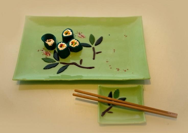 Cherry Blossom Sushi Set