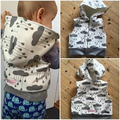 ★ This is a super cute and easy hooded DRAGON VEST for empowered BABIES!! Boys and Girls from newborn up to 2 years ★ It's also available for Kids 3 to