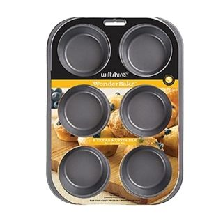 WILTSHIRE WONDERBAKE TEXAS 6 CUP  MUFFIN PAN
