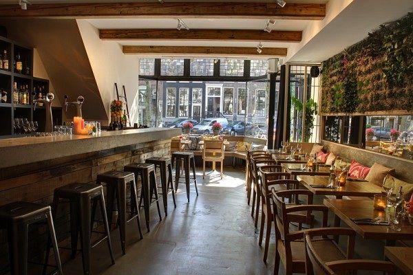 Restaurant De Luwte / Amsterdam http://www.restaurantdeluwte.nl/nl/Home