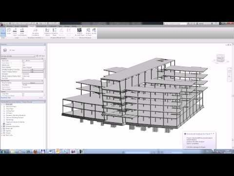 #Autodesk 360 #Structural Analysis for Autodesk #Revit