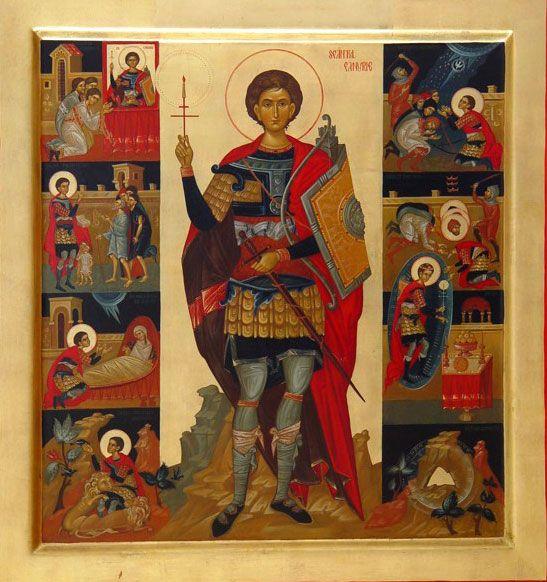 "Romanian ___ by Elena Murariu "" icons Saints"