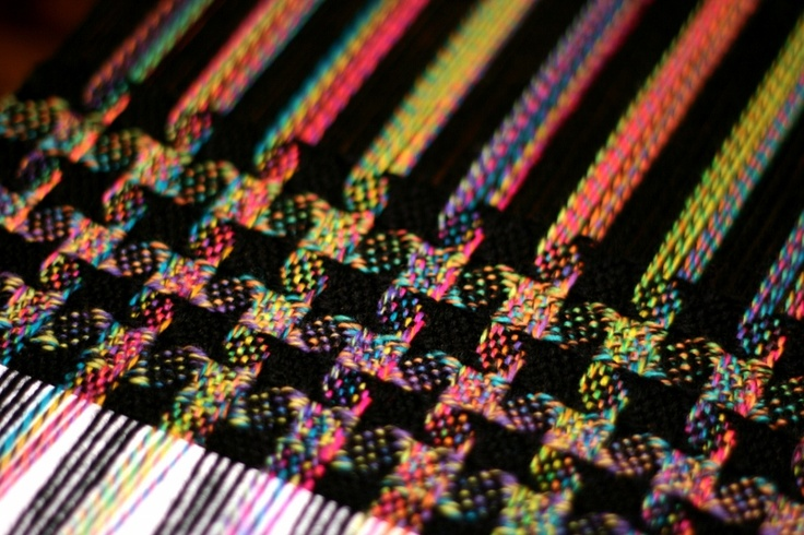 Weave-Away: Pinwheels