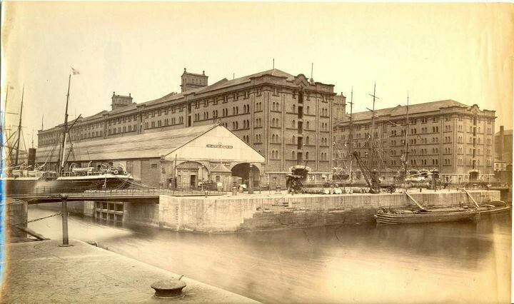 Waterloo Dock