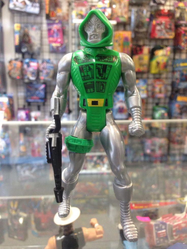 Mattel Secret Wars Dr. Doom