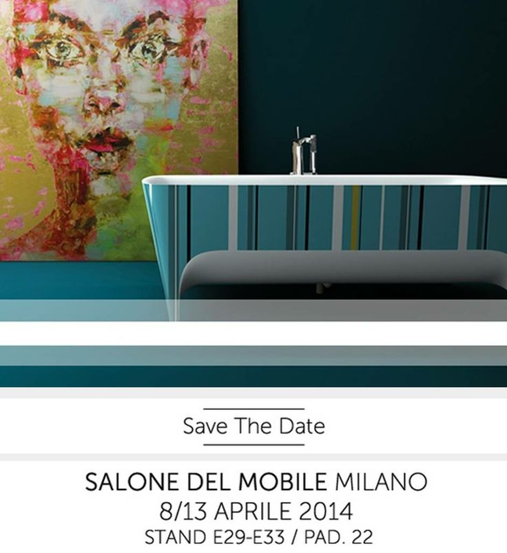 Save the date @iSaloni #Teuco