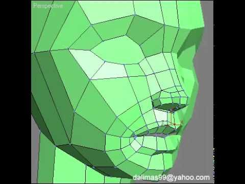 This is a time lapse video of starting a head from a box. (Its not done in Maya but can be adapted). It shows a good process for getting the appropriate loops.