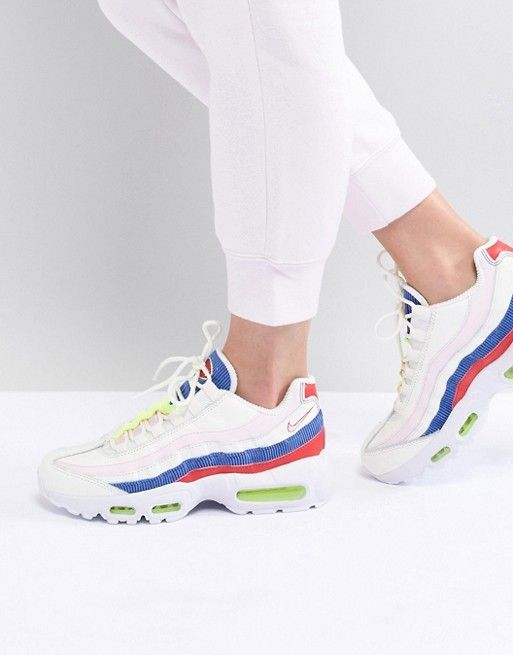sports shoes bb4cb e4adb Nike Panache Pack Air Max 95 Trainers   Stuff