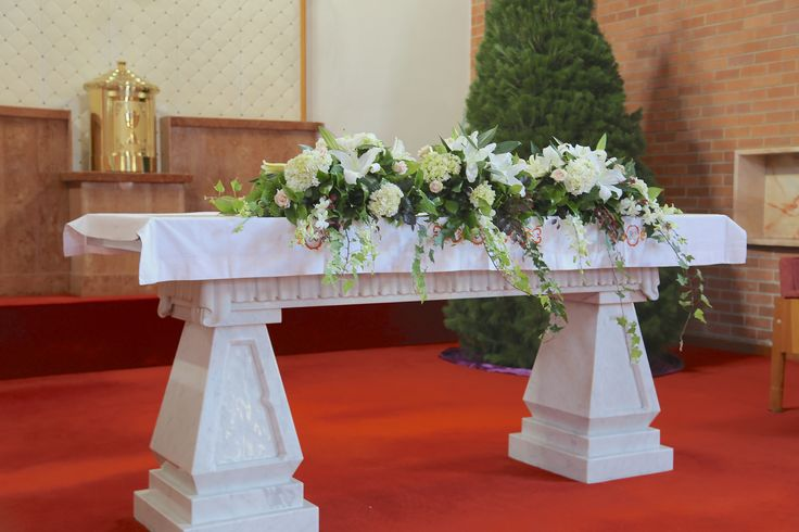 Beautiful Church flowers