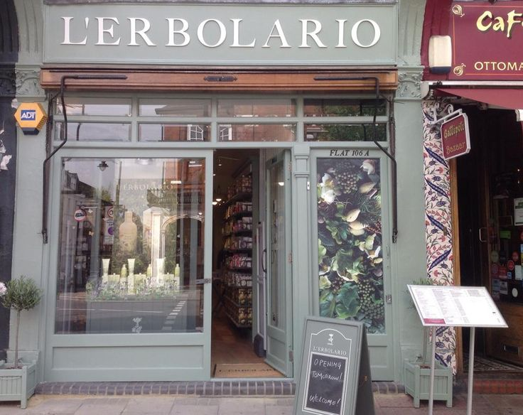 L'Erbolario in London