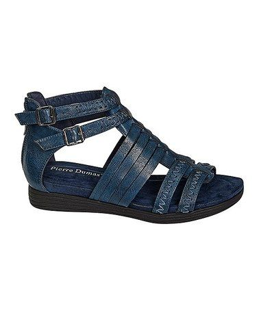 564476dcf19f7 Navy Kesey Sandal - Women #zulily #zulilyfinds | Shoes | Sandals ...