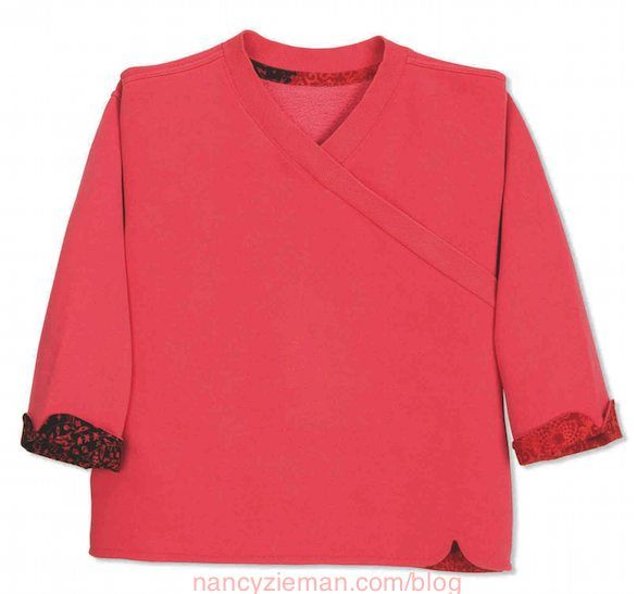 Best Sweatshirt Makeovers, Nancy Zieman, Mary Mulari