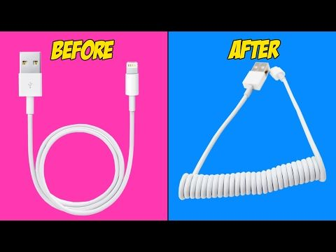 10 DIY SIMPLE LIFE HACKS FOR YOUR PHONE THAT EVERYONE SHOULD KNOW!! - YouTube