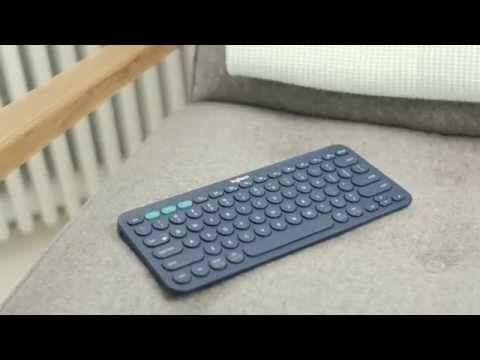 Logitech'ten Yeni Kablosuz Klavye ve Mouse: K380 ve M535 - Herkes İçin Teknoloji