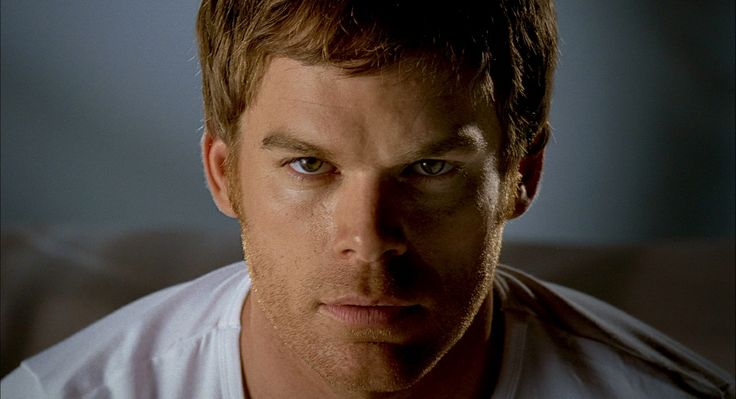 Michael C. Hall as Dexter Morgan ❤