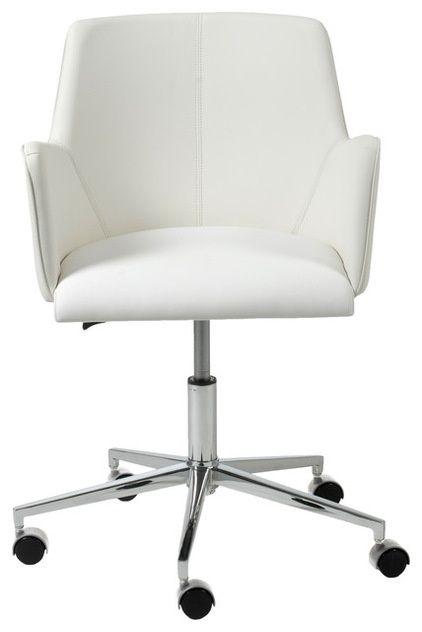 guest picks and comfy desk chairs decor ideas - White Desk