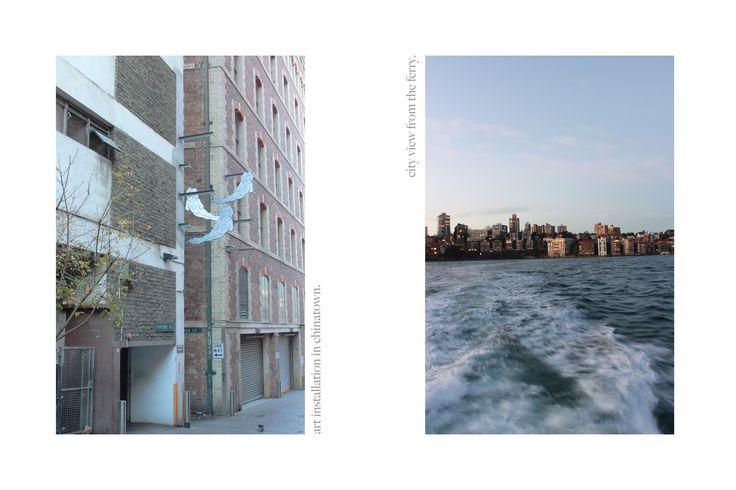 Heya Emily: Sydney ~ Postcard One
