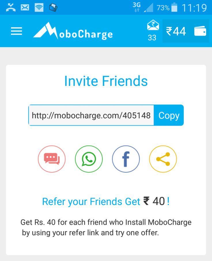MoboCharge refer