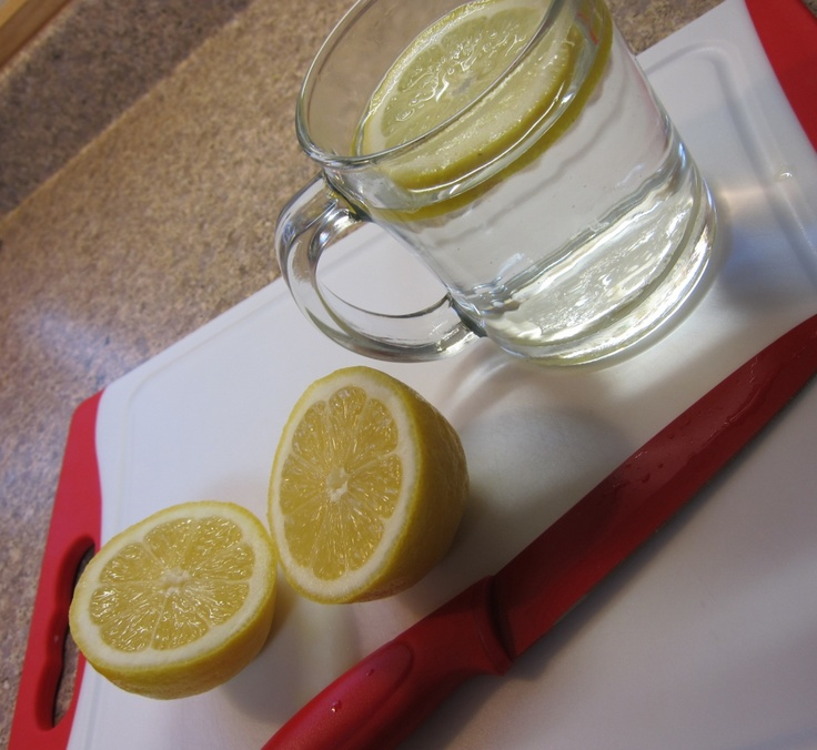 Benefits of Drinking Warm Lemon Water. It works. I drink it every day