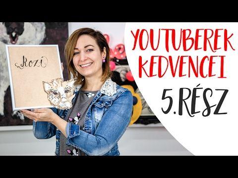 Mi lett Maris Rozi kutyájával? | Youtuberek kedvencei sorozat 5. rész | INSPIRÁCIÓK Csorba Anitától - YouTube