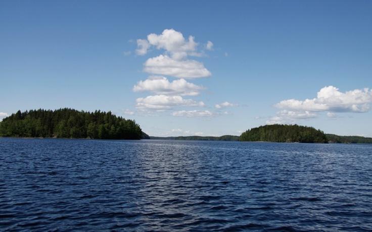 Sipoo Archipelago, Eastern Finland, near Helsinki...