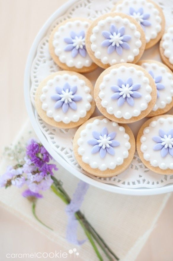 Galletas de boda | Caramel Cookie