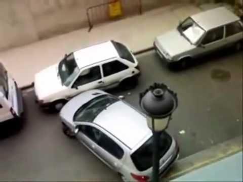 Asi son. Videos de risa, mujeres al volante 2013