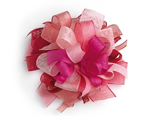 Textile ribbon.