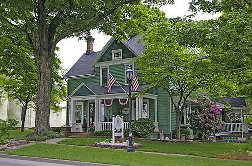 Bed And Breakfast Amish Country Indiana