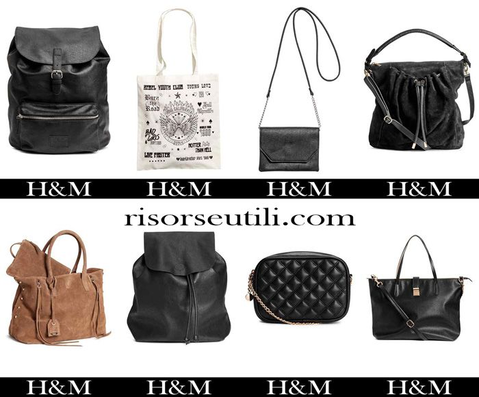 Handbags HM fall winter 2017 2018 women bags