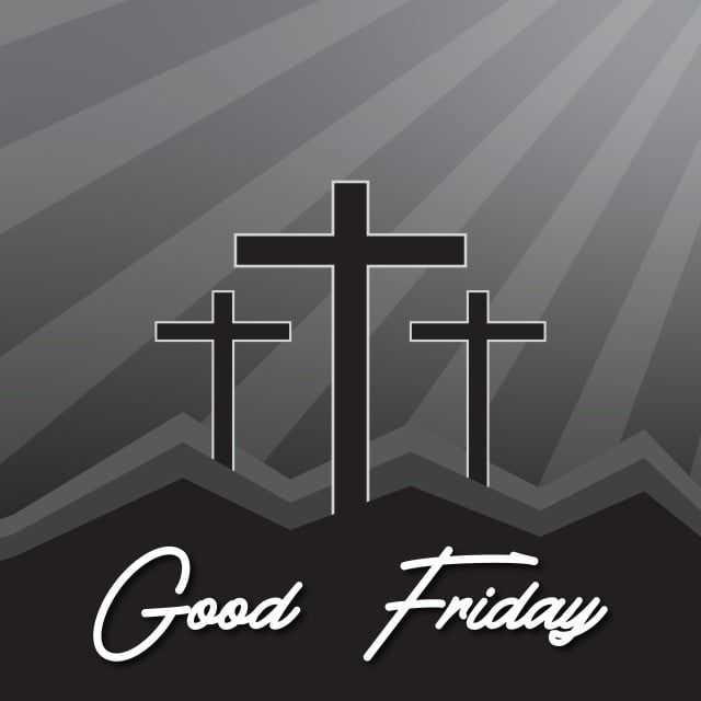 Good Friday Design Vector Art Png Friday Clipart Good Friday Artwork Jesus Png And Vector With Transparent Background For Free Download Good Friday Design Design Vector Art