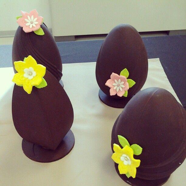 uova di Pasqua decorate Omar Busi