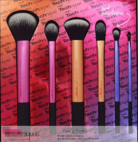 High-Quality-Professional-Real-Techniques-Makeup-Blush-Brushes-Tools-Set-6pcs