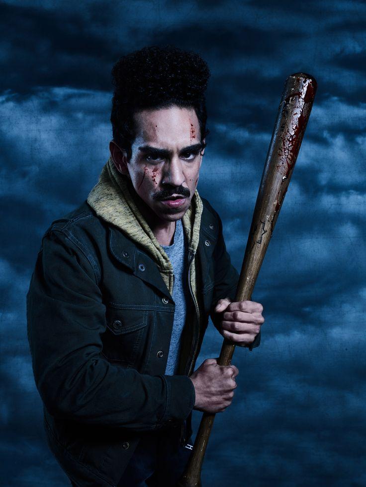 "Ash vs. Evil Dead S2 Ray Santiago as ""Pablo Simon Bolivar"""
