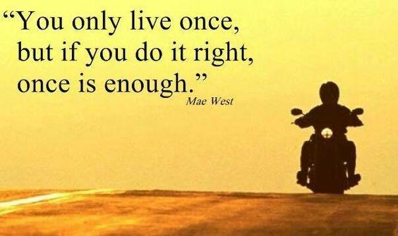 Good quote: