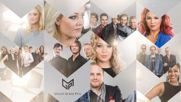 Norway: Melodi Grand Prix 2016 running order announced