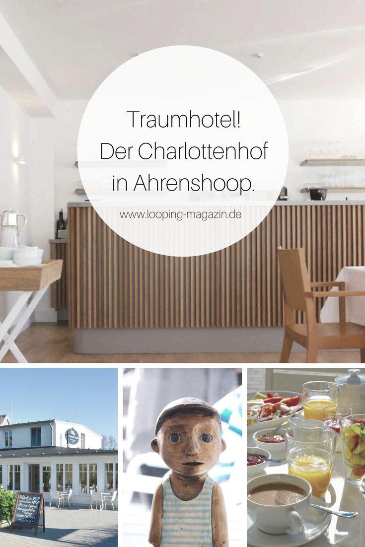 Charlottenhof Ein Traumhaftes Hotel An Der Ostsee In Ahrenshoop