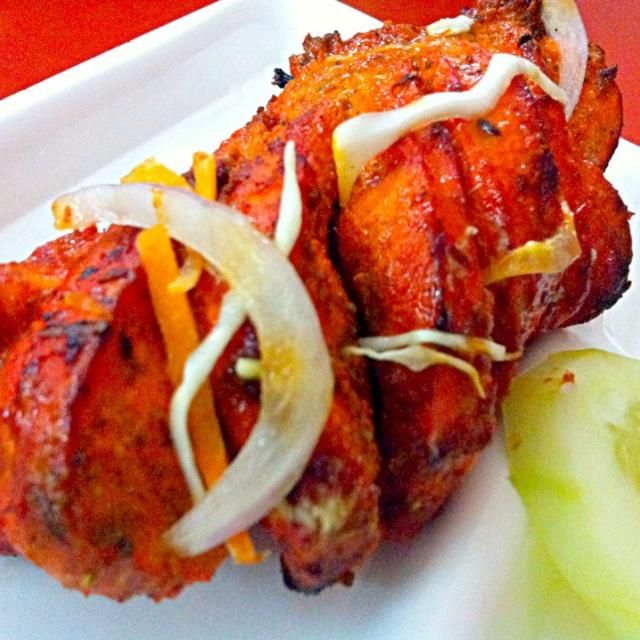 レシピとお料理がひらめくSnapDish - 52件のもぐもぐ - Delicious Tandoori chicken by Jorge Bernal Márquez