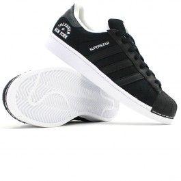 Adidas Originals Superstar Beckenbauer Pack Black S77766