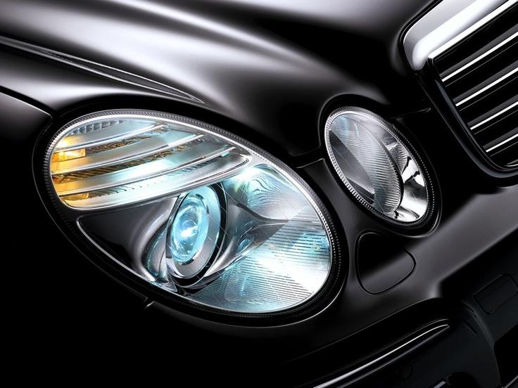 E-Class Saloon W211 | Mercedes-Benz Passion eBlog