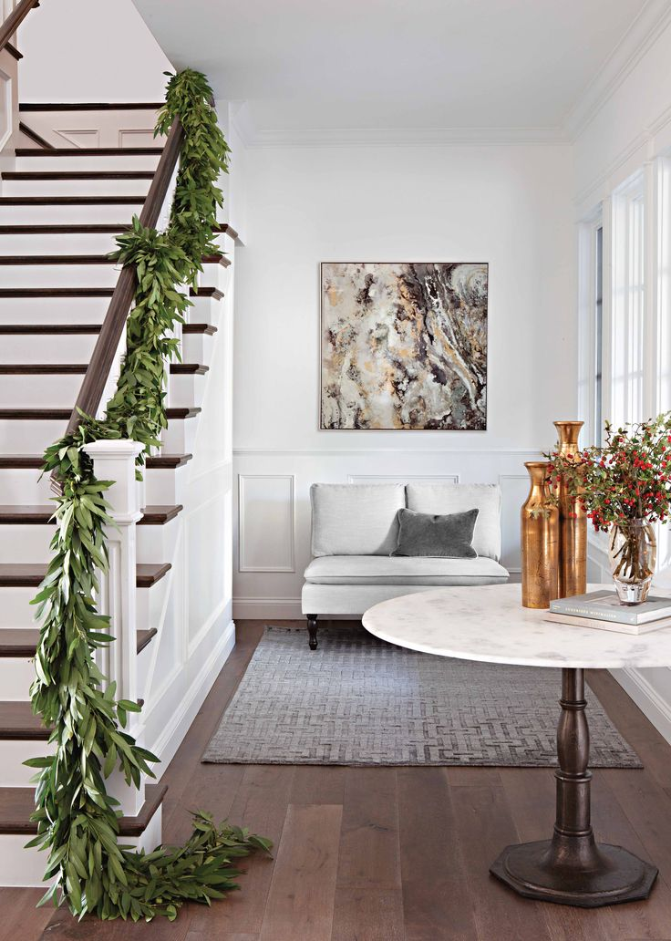 Discover Jeremiah Brent's top three tips for creating not just an atmosphere, but an experience this #holidayseason. #BehindtheDesign #LivingSpaces
