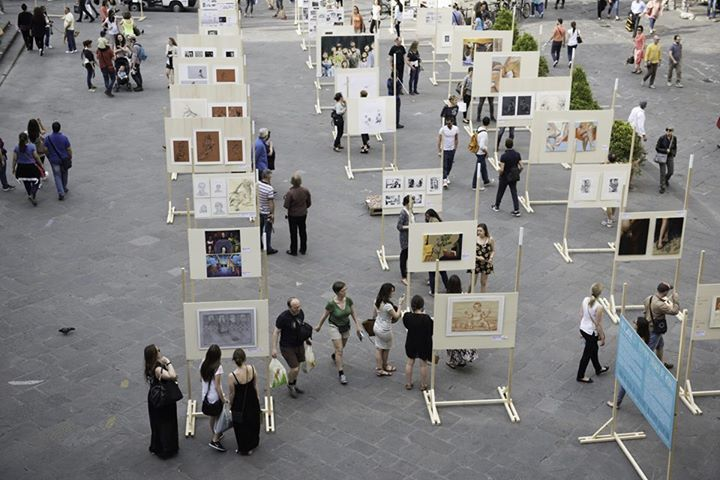 The Art is in the Square 2015