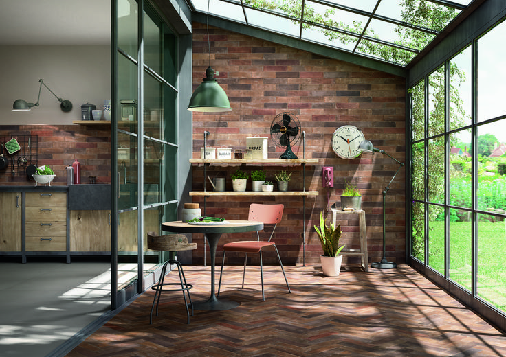 #Marazzi | #Terramix | #Block | #kitchen | #tiles | #floor | walls