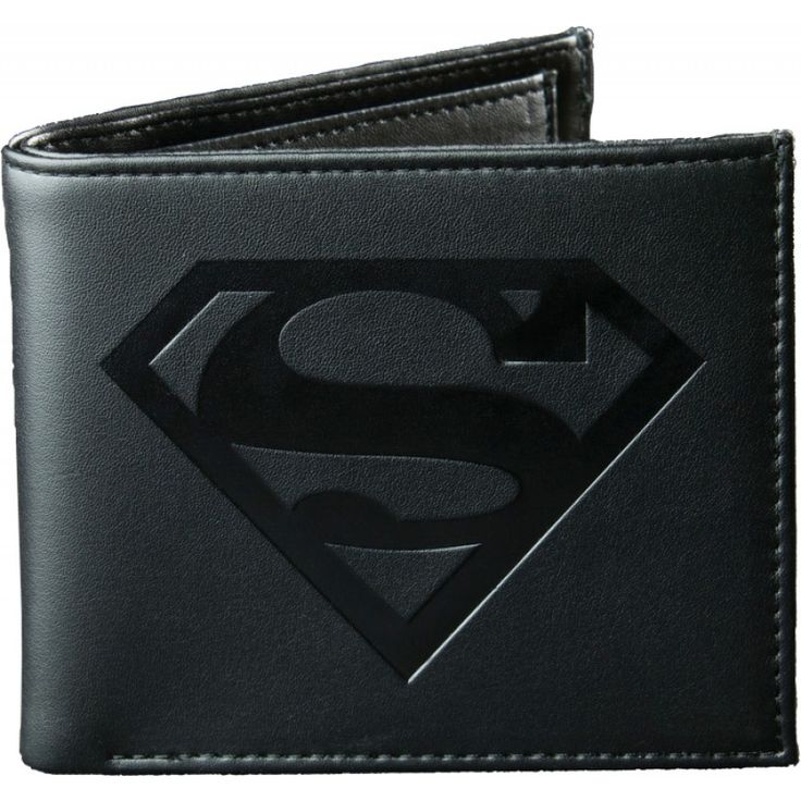 Collectables - Superman - Classic Logo Embossed Wallet