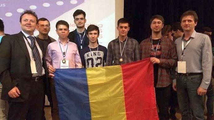 Patru studenti romani MEDALIATI in Europa!