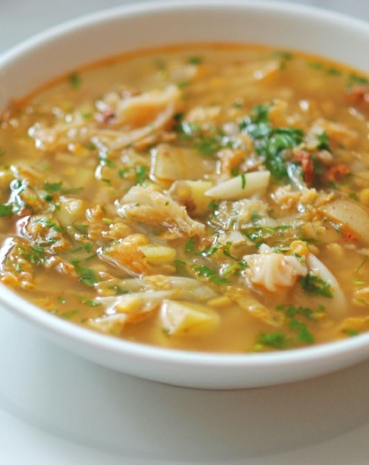 Low FODMAP and Gluten Free - Chicken gumbo  http://www.ibssano.com/low_fodmap_recipe_chicken_gumbo.html