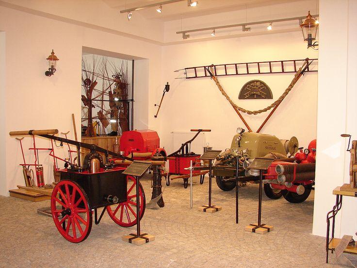 Historická technika-expozice - Historická technika-expozice