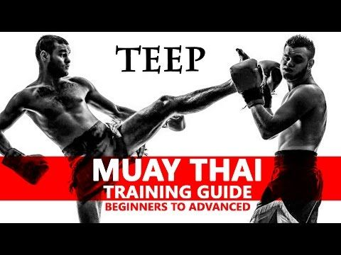 Flying Knee Techniques | Muay Thai Training | Fight Vision - YouTube