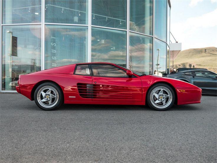 Barrett Jackson 2020 Ferrari Interior in 2020 | Ferrari ...